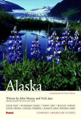 Compass American Guides Alaska, 4th Edition