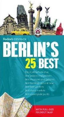 Fodor's Citypack Berlin's 5 Best