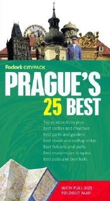 Fodor's Citypack Prague's 25 Best
