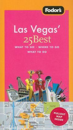 Fodor's Las Vegas' 25 Best