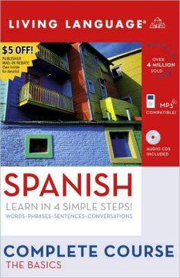 Spanish: The Basics