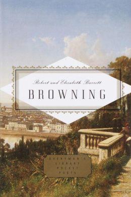 Robert and Elizabeth Barrett Browning