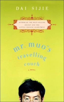 Mr. Muo's Travelling Couch