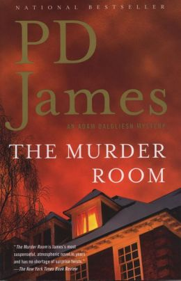 Murder Room (Adam Dalgliesh Series #12)