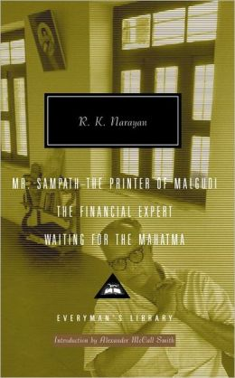 Mr. Sampath--the Printer of Malgudi, The Financial Expert, Waiting for the Mahatma