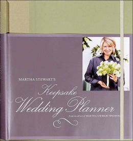 Martha Stewart's Keepsake Wedding Planner Martha Stewart Living Magazine
