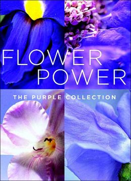 Flower Power: The Purple Collection Small Note Cards in a Two-Piece Box