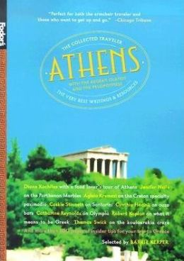 Fodor's Athens (The Collected Traveler Series): The Collected Traveler