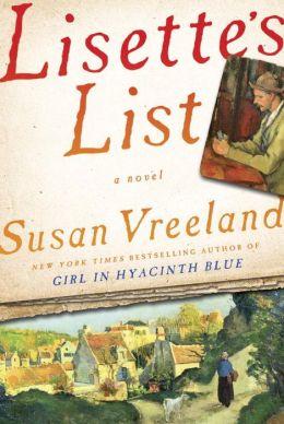 Susan Vreeland Book Talk