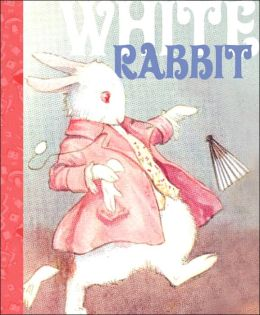 White Rabbit Mini Journal