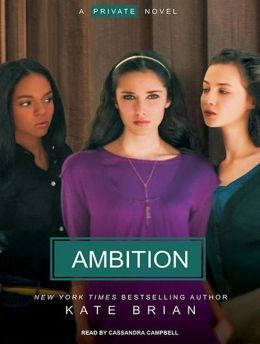 Ambition (Private Series #7)
