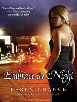 Embrace the Night (Cassie Palmer Series #3)