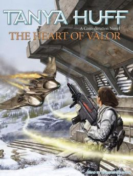 The Heart of Valor (Torin Kerr: Confederation Series #3)