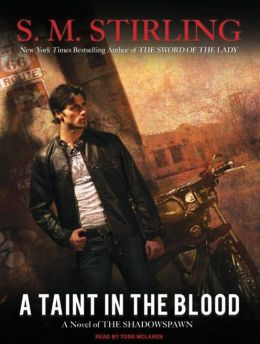 A Taint in the Blood (Shadowspawn Series #1)