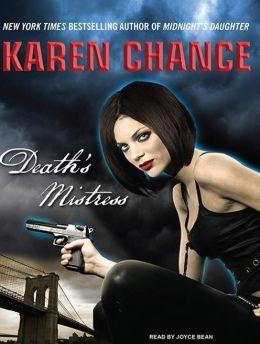 Death's Mistress (Dorina Basarab Series #2)