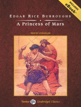 A Princess of Mars, with eBook