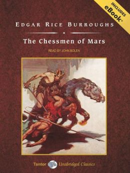 The Chessmen of Mars, with eBook