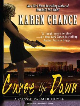Curse the Dawn (Cassie Palmer Series #4)