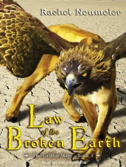 Law of the Broken Earth (Griffin Mage Series #3)