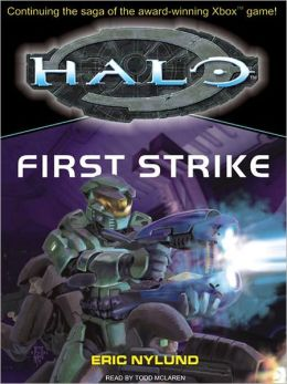 First Strike: Halo Series, Book 3