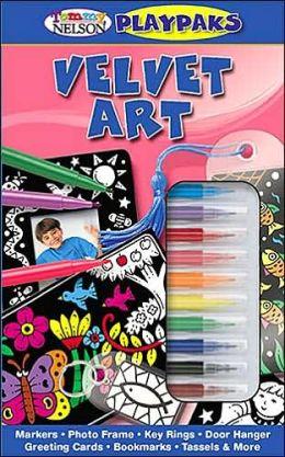 Tommy Nelson's PlayPaks: Velvet Art