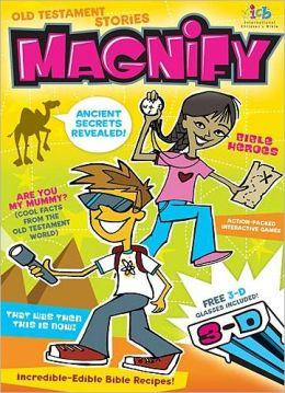 Magnify - Old Testament Stories: Biblezine for Kids