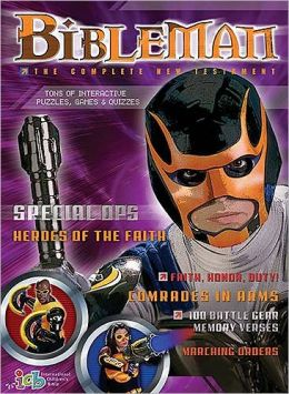 Bibleman: The Complete New Testament: Biblezine