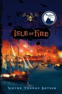 Isle of Fire (Pirate Adventures Series #2)