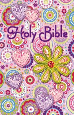 Sequin Bible - Pink