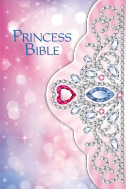 Princess Bible - Tiara