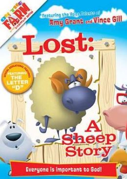 Lost: A Sheep Story: Literacy Edition