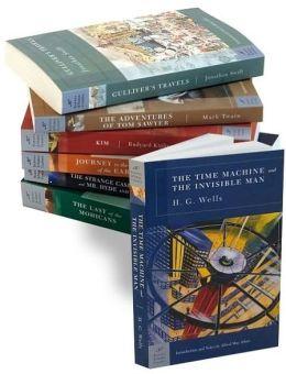 Classics for Boys (Barnes & Noble Classics Series)