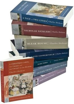 Dickens Library (Barnes & Noble Classics Series)