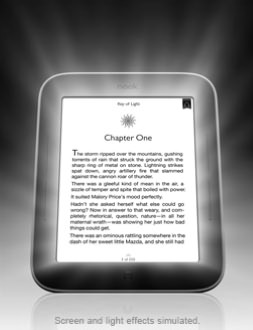 NOOK Simple Touch with GlowLight