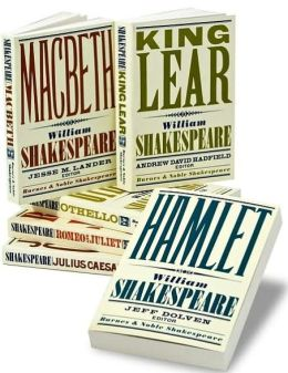 Shakespeare's Great Tragedies (Barnes & Noble Shakespeare)
