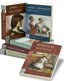 Austen Library (Barnes & Noble Classics Series)