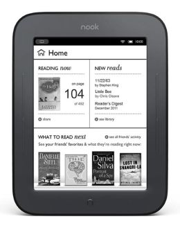 Cert Pre-Owned NOOK Simple Touch