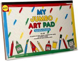 My Jumbo Art Pad