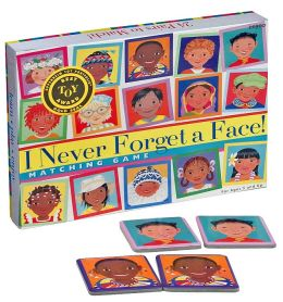 I Never Forget a Face Memory and Matching Game