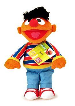 Sesame Street Ernie 14 inch plush doll
