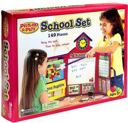 Pretend and Play School Set