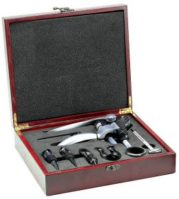 Connoisseur Wine Opener Set