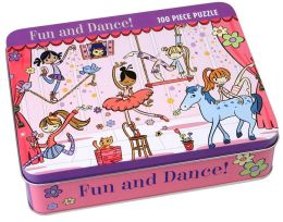 Fun & Dance Puzzle in Tin