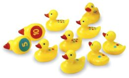 Smart Splash Number Fun Ducks, Set of 10
