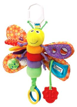 Lamaze Baby Development Toy - Freddie the Firefly