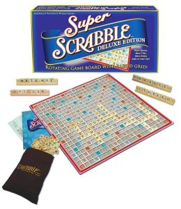 Super Scrabble - Deluxe Edition