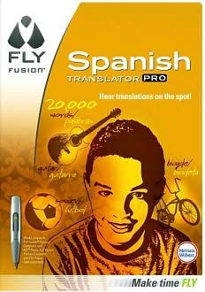 LeapFrog FLY Fusion Spanish Translator Pro