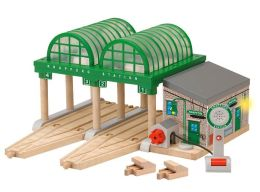 Thomas & Friends Deluxe Lights and Sounds Knapford Station