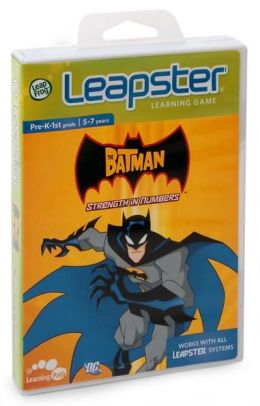 LeapFrog Leapster Learning Game: Batman 2