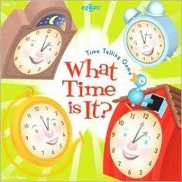 Time Telling Game: What Time Is It?